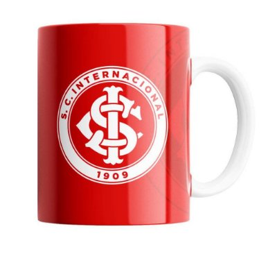 Caneca Internacional FC 330ml Oficial