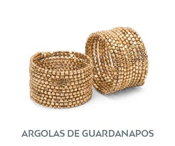Argolas de Guardanapo