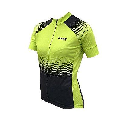 camisa ciclismo feminino setaverde ref 1015 c1