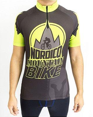 Camisa Ciclismo Nordico MTB