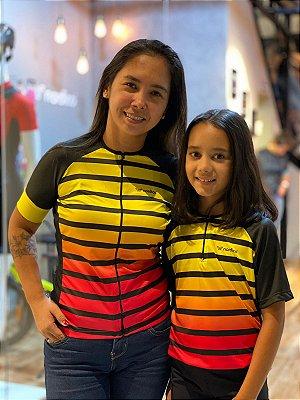 camisa ciclismo infantil ketlin ref 1370 c54