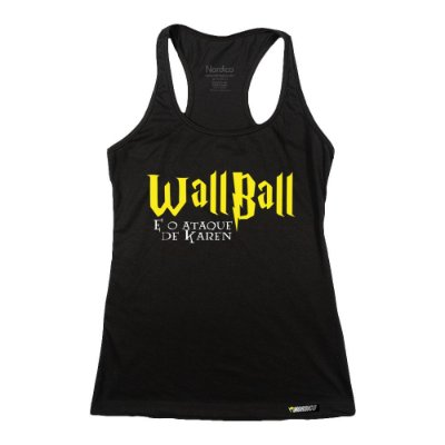 regata nordico Feminina Wall Ball