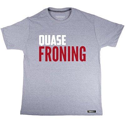 camiseta nordico Quase Froning