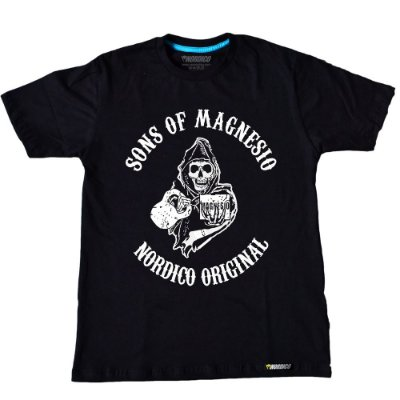 camiseta nordico Sons of Magnesio