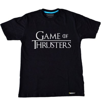 camiseta nordico Game of Thruster