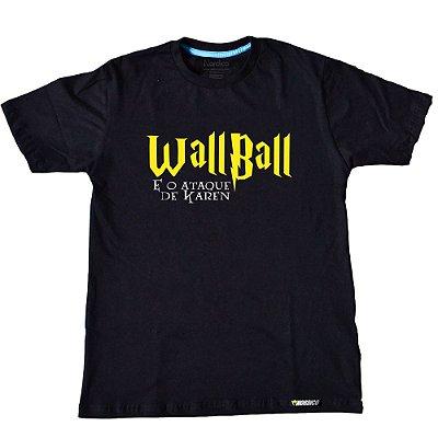 camiseta nordico Wall Ball