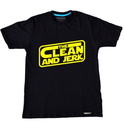 camiseta nordico Clean star