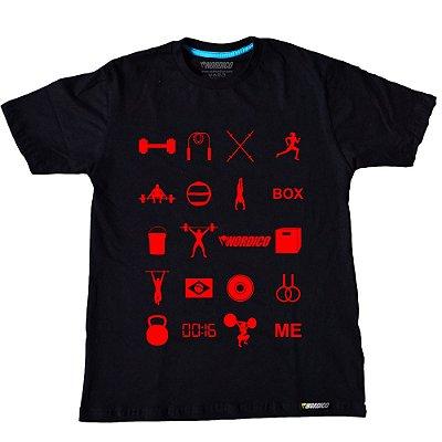 camiseta nordico Me