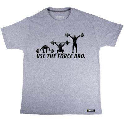 camiseta nordico use The Force