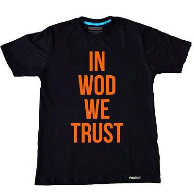 camiseta nordico In Wod We Trust
