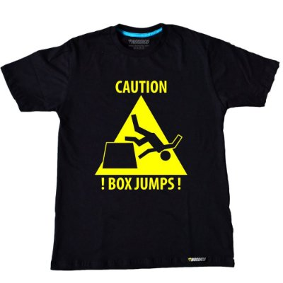 camiseta nordico Box Jumps