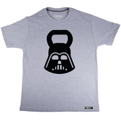 camiseta nordico Darth Bell