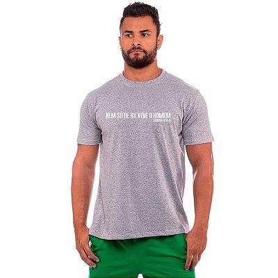 camiseta nordico Nem só de RX vive o Homem