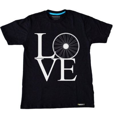 camiseta nordico love bike
