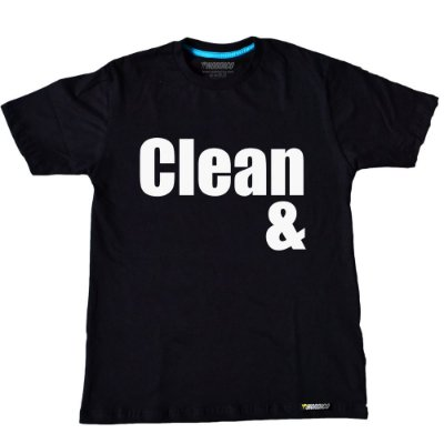 camiseta nordico Clean and
