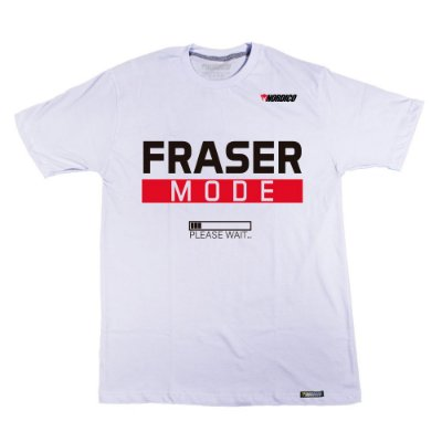 camiseta nordico fraser mode