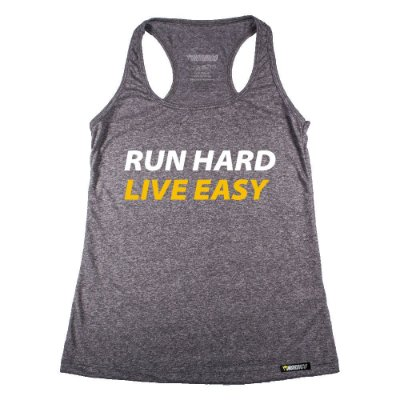 regata nordico feminina run hard live easy