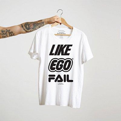 Camiseta like ego