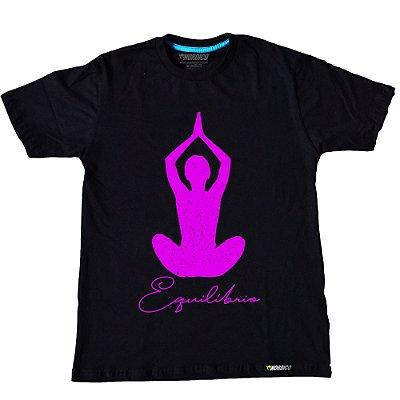 camiseta nordico Equilibrio