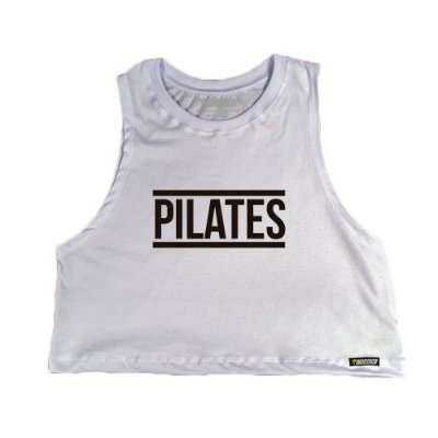Cropped Pilates