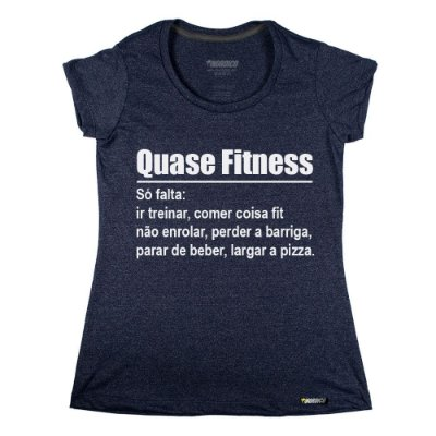 Baby Look quase fitness