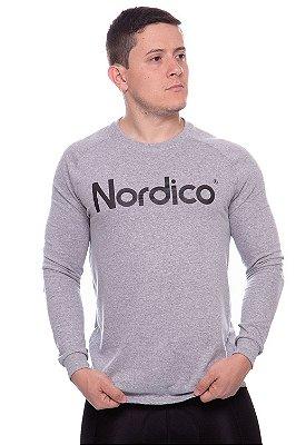 Camiseta manga longa nordico future