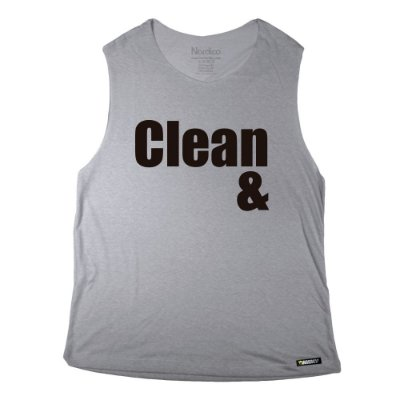 regatao nordico Clean and