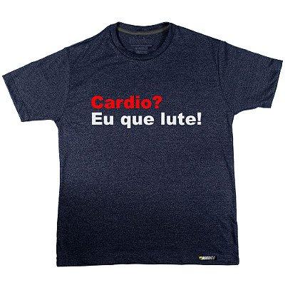 camiseta nordico cardio eu que lute