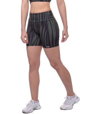 shorts nordico feminino animal military
