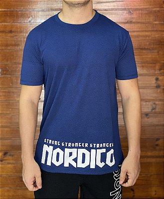 camiseta nordico strong
