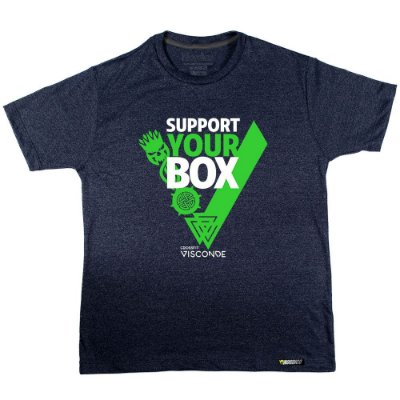 Camiseta support crossfit Visconde