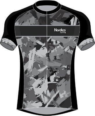 CAMISA NORDICO CICLISMO BRUSH