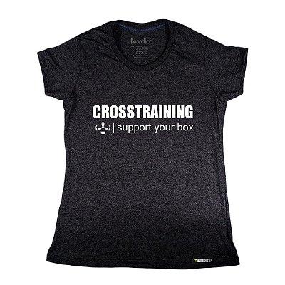 camiseta SUPPORT bruna crosstraining