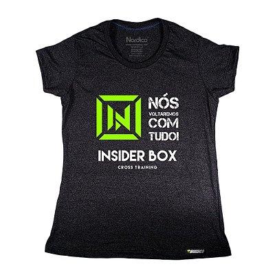 Camiseta support insider box Wanell