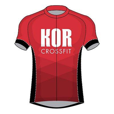 camisa ciclismo korcrossfit