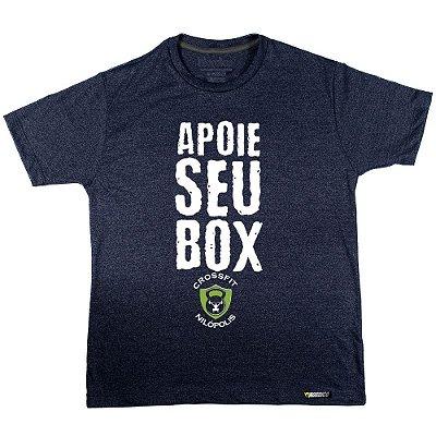 Camiseta support crossfit NILÓPOLIS