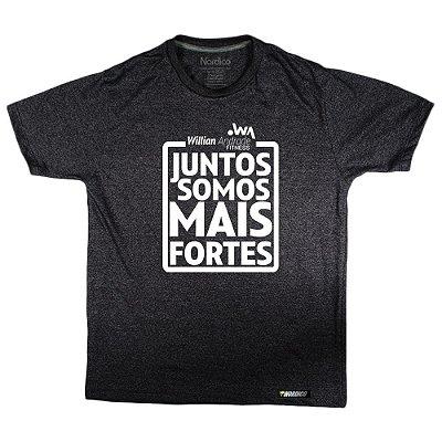 Camiseta support WILLIAN ANDRADE FITNESS
