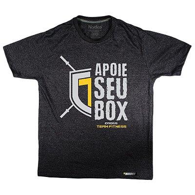 Camiseta support cross Team fitness