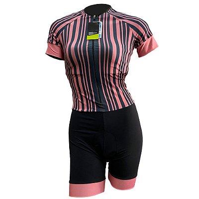 macaquinho nordico ciclismo feminino sublime