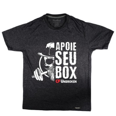 camiseta support cf Unbroken