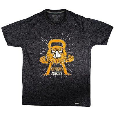camiseta nordico monster kettlebell