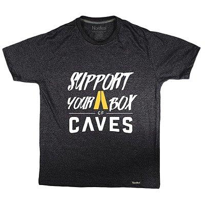 Camiseta Support  CF Caves