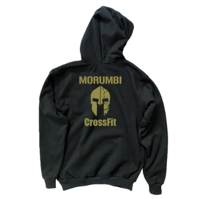 Moletom support Morumbi CrossFit