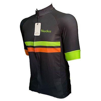 camisa ciclismo nordico verja