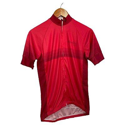 camisa ciclismo nordico vermelhes ref 1212