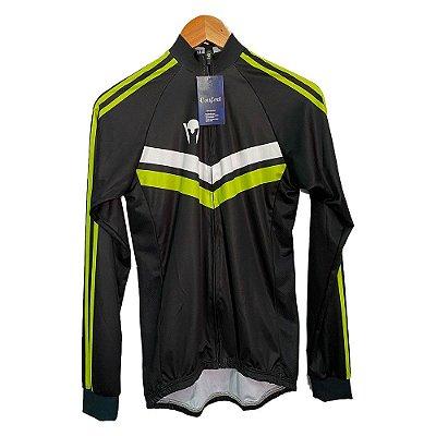 camisa ciclismo manga longa nordico vigor