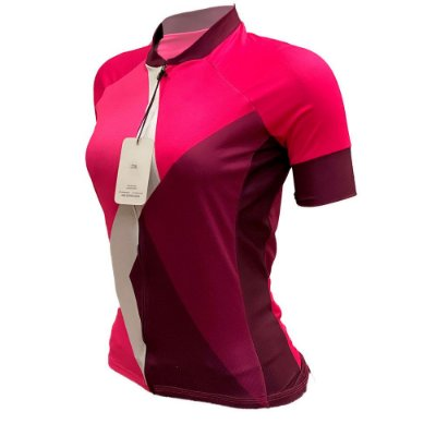 camisa feminina ciclismo nordico pinkthinkpink ref 1046