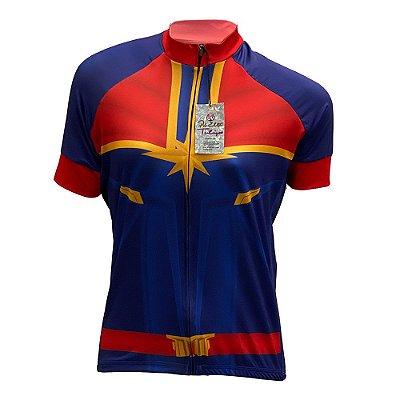 camisa feminina ciclismo nordico capitã 1106