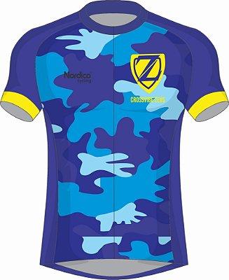 Camisa support Ciclismo CrossVibe Zeus