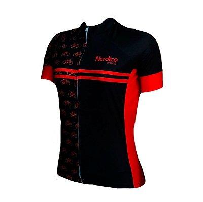 camisa ciclismo FEMININO nordico bikebikebike ref 1228